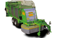 Bonino zero grazer forage wagon medium