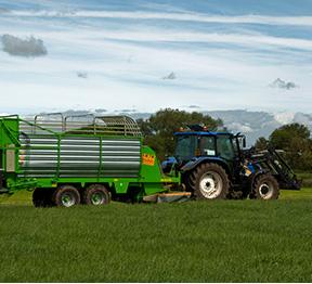 Greenforage zero grazing solution