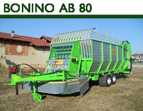 zero grazer Bonino AB 80