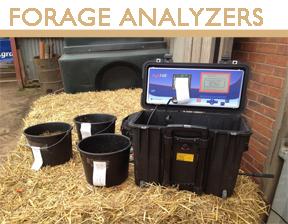 AgriNIR NIR portable analizer
