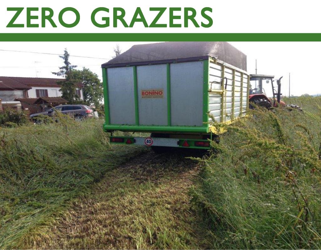 Zero Grazer Biogas Solution