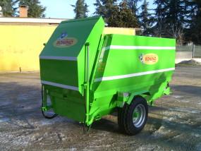 Greenforage Feed Mixer Shovel