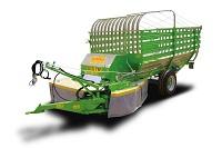 Bonino zero grazer forage wagon small