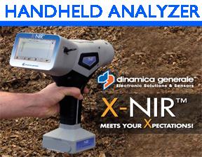X-NIR Handheld Analyzer